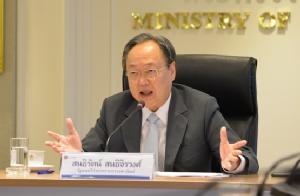 """""""สนธิรัตน์"""" ประกาศนำทัพเอกชนสร้างหุ้นส่วนเศรษฐกิจกับจีน-CLMV-ยุโรป"""