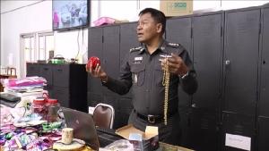 รวบคาบ้านเช่า พม่าแสบตระเวนงัดแงะขโมยทรัพย์ ไม่เว้นผงซักฟอก ยึดของกลางนับร้อย