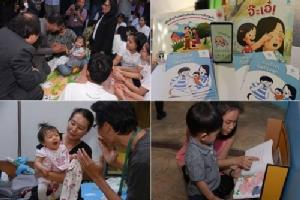 รองนายกฯ มอบของขวัญเด็กไทย 'สิ่งเล็กๆ ที่สร้างลูก' เครื่องมือดูแลลูกยุคใหม่