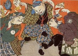 คนญี่ปุ่นบอกห้องน้ำสะอาด จะสวยวันสวยคืน : เทพแห่งห้องน้ำ และ🐾 ปีศาจแมว