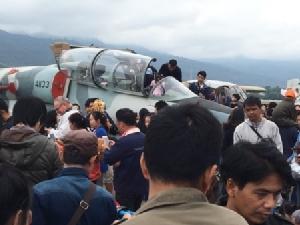 คึกคักทุกที่..รัฐ-เอกชนทุกจังหวัดจัดงานวันเด็ก กองบิน 41 โชว์เต็มเครื่องบินรบ-แฟนซีทหารอากาศ