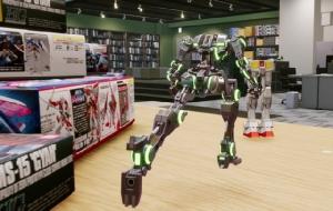 """เปิดตัว """"Gundam Breaker"""" ภาคใหม่ ประยุกต์ใช้อันเรียลฯ 4"""