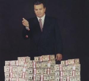 อาร์ชี่ คาราส  ชายผู้ใช้เวลา 3 ปี ทำ 50 เหรียญ เป็น 40 ล้าน