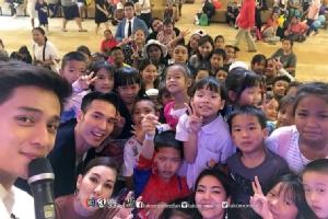 นักแสดงช่อง 3 ร่วมงานวันเด็ก ส่งความสุขน้องๆ หนูๆ ถ้วนหน้า
