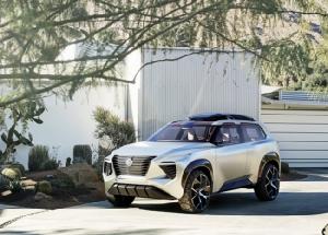 นิสสัน เผยแล้ว! รถยนต์ต้นแบบครอสโมชัน (Xmotion)