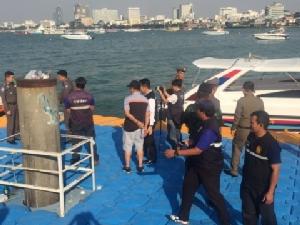 คอนเฟิร์ม! มาตรฐานความปลอดภัยการเดินเรือพัทยาดีมาก