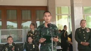 สุดเจ๋ง! ทหารเกณฑ์เมืองโคราช ขับเสภาโชว์น้ำเสียงสุดหวาน เนื่องในวันกองทัพไทย