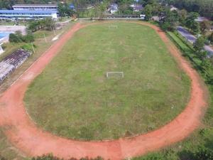 สร้างแต่ไม่ได้ใช้! ชาวบ้านโวยจังหวัดสร้างสนามกีฬางบกว่า 13 ล้านบาท แต่ใช้งานไม่ได้