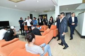 บุกช่วย 2 คนไทย ถูกแก๊งคอลเซ็นเตอร์ในมาเลเซียบังคับโทร.ลวงคนไทยโอนเงิน