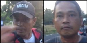 สารภาพสิ้น 2 ตำรวจปลอมกร่าง เรียกตรวจค้นชาวบ้านกระฉ่อนโซเชียล อ้างเมา-ยกมือไหว้ขอโทษสังคม