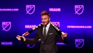"""สิ้นสุดการรอคอย 4 ปี """"เบ็คส์"""" รับสิทธิ์ตั้งแฟรนไชส์ MLS ที่ไมอามี"""