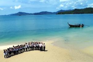 เปิดเกาะละวะใหญ่ จ.พังงา รับนักท่องเที่ยว แต่จำกัดคนขึ้น