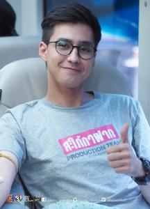 """ช่อง3 - เซิร์ช ส่งมอบ ปฏิทิน """"นาคิน - First Aid"""" สภากาชาดไทย"""