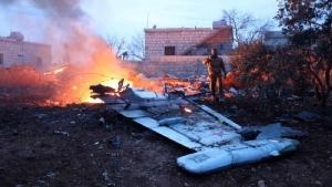 กบฏสอย SU-25 ยิงทิ้งนักบินรัสเซีย มะกันยันไม่เกี่ยว-เร้าฟื้นถกสันติภาพ
