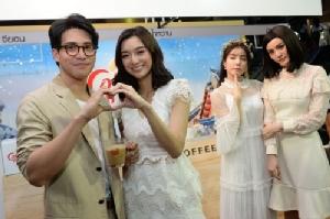 """""""กรรณ"""" เผยรักแรกที่เกาหลีคือ สาวปริศนาผู้มอบรสชาติกาแฟที่ใช่"""