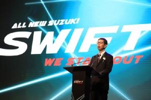 ซูซูกิ สวิฟท์ ใหม่ พร้อมราคา 499,000-629,000 บาท