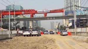 เตรียมเฮ! รฟม.เร่งสปีดอุโมงค์รัชโยธินเสร็จปลายปีนี้ สายสีเขียวยังลุ้นสะพานข้ามแยกเสนาฯ เหตุ EIA ยังไม่ผ่าน
