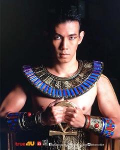"""""""ต้อ-มารุต"""" นำทีมนักแสดง """"รักนิรมิต""""ฟิตติ้งเสื้อผ้าสมจริงแบบอียิปต์!!"""