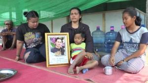 หญิงไทยใจบุญ.. จิตอาสารับบริจาคช่วยส่งศพแรงงานบุรีรัมย์หนีทัวร์ผูกคอตายที่เกาหลีกลับไทย