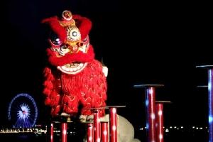 """""""ฉลองตรุษจีน"""" อิ่มหนำกับบุฟเฟต์ ที่อนันตรา ริเวอร์ไซด์ กรุงเทพฯ"""