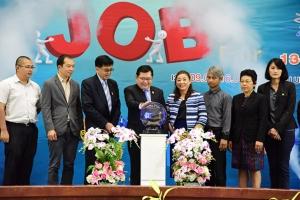 """มทร.ธัญบุรีจัดงาน """"Job Fair"""" เพิ่มโอกาส นศ.เข้าตลาดแรงงานกว่า 8,000 ตำแหน่ง"""