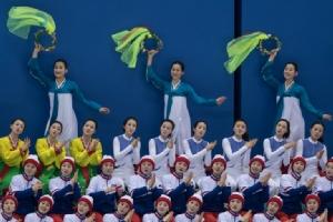 โซลควักงบ 83 ล้าน ดูแลคณะผู้แทนโสมแดง ขณะข่าวกรองสหรัฐฯยังย้ำภัยนิวเคลียร์เกาหลีเหนือ