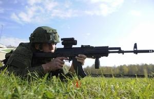 AK-12, AK-15 มาตรฐานใหม่ไรเฟิลกึ่งอัตโนมัติ กองทัพรัสเซียเริ่มใช้ปีนี้