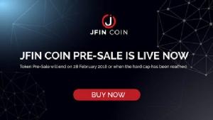 คริปโตฯ มาแรง คุมยังไงก็เอาไม่อยู่ พรีเซล JFin Coin เกลี้ยง