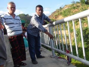 พบแล้วร่างไร้วิญญาณหนุ่มกระโดดสะพานข้ามเขื่อนบางลาง หนีรักช้ำวันวาเลนไทน์