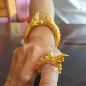 บ้านรักษ์ทอง...ภูมิปัญญาทำทองโบราณสืบสานความมั่งคั่งคู่แผ่นดินไทย (ชมคลิป)
