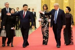 """หน่วยอารักษาผู้นำสหรัฐฯ ปฏิเสธข่าวตะลุมบอนกับ จนท.จีน เพราะ """"กระเป๋าปุ่มนิวเคลียร์"""""""