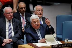 ผู้นำปาเลสไตน์ร้องจัดประชุมนานาชาติเริ่มกระบวนการสันติภาพตะวันออกกลาง