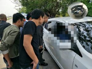 เสี่ยเต็นท์รถคลองสามปัญหารุมเร้า จุดเตาถ่านทิ้งในรถจอดนอนข้ามคืนฆ่าตัวตาย