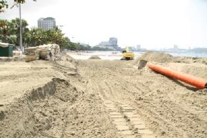 ได้ฤกษ์แล้วเสริมทรายชายหาดพัทยา หลังติดปัญหานานนับปี เชื่อ ต.ค.นี้เสร็จแน่