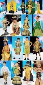 อลังการชุดไทย London Fashion Week