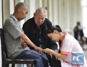 สถานพยาบาลผู้สูงอายุแดนมังกรขยายตัวกว่าสามเท่าในเวลา 5 ปี