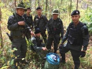 ตชด.-ทหารปะทะแก๊งยานรก ยิงสนั่นชายแดนเชียงใหม่ ยึดไอซ์ได้กว่า 20 กก.