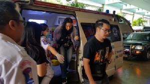 จนท.กระทรวงสาธารณสุขท้องร่วงรุนแรง หลังกินอาหารในโรงแรมดังเมืองพัทยา
