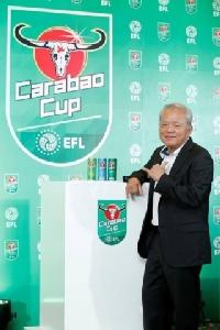 """""""คาราบาว"""" ติดท็อป 3 ชูกำลังเมืองผู้ดี จ่อสปอนเซอร์บอลทีมดังทั่วยุโรป ผุด สนง.-ทุ่ม 6 พันล้านโหมตลาดจีน"""