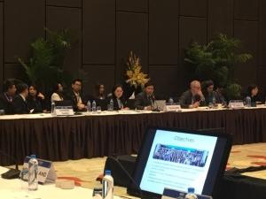 ปส.นำทีมประชุมนวัตกรรม APEC ชูห้องปฏิบัติการวัดรังสีมาตรฐานของไทย