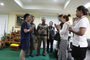 แกะรอยจากแอปฯ ตร.พัทยาตามรวบตัวครูจีน ลักไอโฟนนักท่องเที่ยวชาติเดียวกัน
