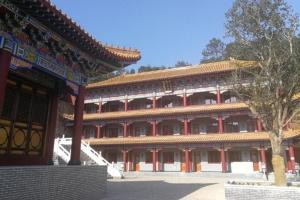 ชมภาพบรรยากาศมหาวิทยาลัยจีนสไตล์พระราชวังโบราณ ทุ่มเงินพันล้านเนรมิตความยิ่งใหญ่
