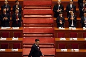 """เปิดประชุม """"สภาจีน"""" ให้สัญญาเศรษฐกิจโตต่อ ขณะ """"สี จิ้นผิง"""" เตรียมเป็นผู้นำไม่มีกำหนด"""