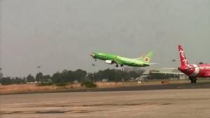 การท่าอากาศยานอุบลฯ ชี้การจุดบั้งไฟเสี่ยงอันตรายต่อเครื่องบินลดลง
