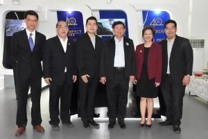 รมว.วิทย์ฯ ลงพื้นที่ จ.เพชรบุรี นำนวัตกรรมเทคโนโลยียกระดับผลิตชิ้นส่วนยานยนต์