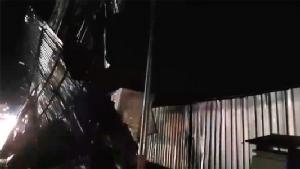 ฤทธิ์พายุซัดเมืองชุมแพเสียหายยับ เร่งสำรวจก่อนจัดงบเยียวยาช่วยเหลือ