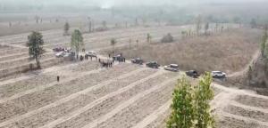 ศาลสั่งยึดแล้ว ไร่มันฯ นายทุนฮุบป่าแม่เมาะกว่า 500 ไร่ พบสวนยางฯ กลางป่าอีกแปลง(ชมคลิป)