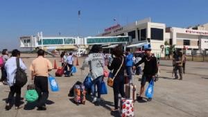 แอร์เอเชีย-ไทยสมายล์เพิ่มเที่ยวบินช่วงสงกรานต์ รับนักท่องเที่ยวทะลักเข้าขอนแก่น