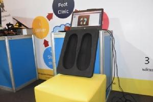 ดีแค่ไหน !! รองเท้าถูกออกแบบเฉพาะคุณ  วิจัยพร้อมต่อยอดกลุ่มรักสุขภาพ