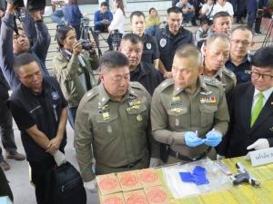 จับยานรกบิ๊กล็อต 7 คดี พบยาอีชนิดใหม่ลายการ์ตูน นำเข้าจากเนเธอร์แลนด์ ช่วยปลุกเซ็กซ์